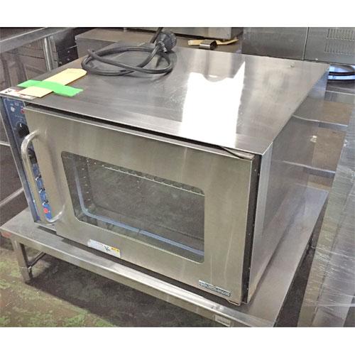 【中古】コンベクションオーブン ニチワ電機 SCO-6SP 幅800×奥行750×高さ500 三相200V 【送料無料】【業務用】【厨房機器】
