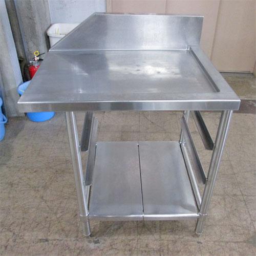 【中古】クリーンテーブル 幅750×奥行650×高さ800 【送料無料】【業務用】