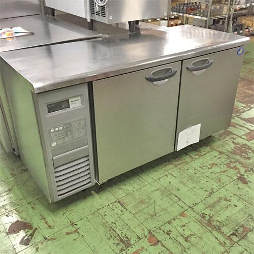 【中古】冷蔵コールドテーブル パナソニック(Panasonic) SUR-K1561SA 幅1500×奥行600×高さ800 【送料無料】【業務用】