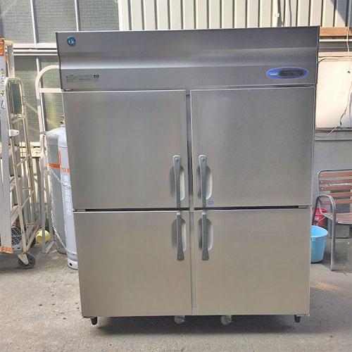 【中古】4ドア 冷凍冷蔵庫 ホシザキ HRF-150Z3 幅1500×奥行800×高さ1885 三相200V 【送料別途見積】【業務用】
