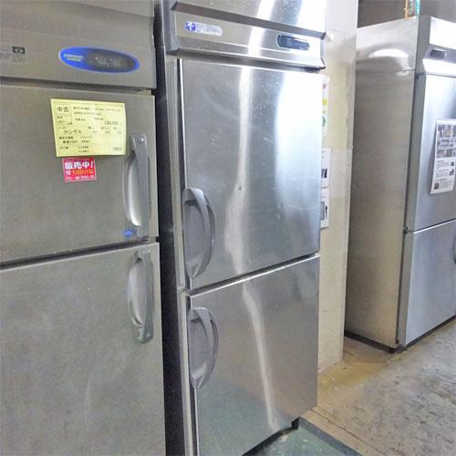 【中古】縦型冷凍庫 フクシマガリレイ(福島工業) URD-252FMTA1 幅750×奥行800×高さ1950 三相200V 【送料別途見積】【業務用】