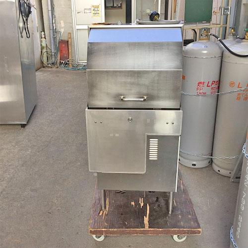 【中古】食器洗浄機 日本洗浄機 SD64EAS 幅600×奥行600×高さ1250 三相200V 50Hz専用 【送料別途見積】【業務用】
