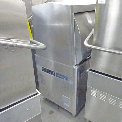 【中古】食器洗浄機パススルー ホシザキ JWE-450WUB3 幅600×奥行650×高さ1350 三相200V 【送料別途見積】【業務用】
