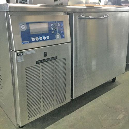【中古】ブラストチラー 大和冷機 DBC-060H3 幅1200×奥行750×高さ800 三相200V 【送料別途見積】【業務用】