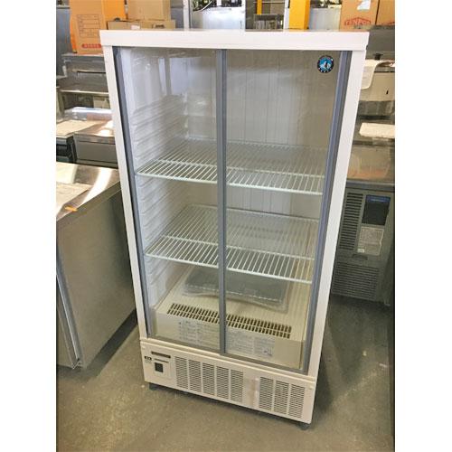 【中古】冷蔵ショーケース ホシザキ SSB-70C2 幅700×奥行550×高さ1410 【送料無料】【業務用】