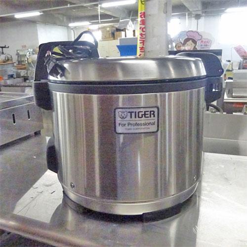 【中古】電気炊飯ジャー タイガー(TIGER) JNO-A270 幅426×奥行426×高さ350 【送料別途見積】【業務用】【厨房機器】