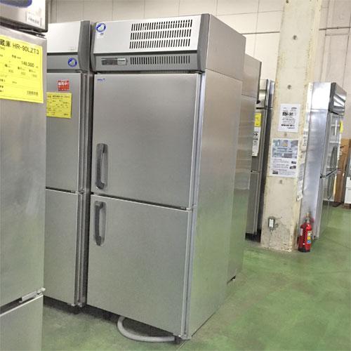 【中古】冷凍冷蔵庫 パナソニック(Panasonic) SRR-K761C 幅745×奥行655×高さ1930 【送料別途見積】【業務用】