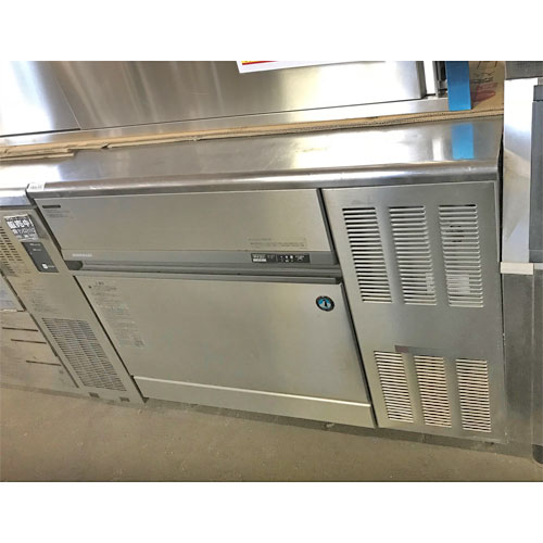 【中古】製氷機 ホシザキ IM-95TL-1-21 幅1000×奥行600×高さ800 【送料別途見積】【業務用】