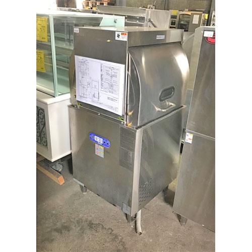 【中古】食器洗浄機 タニコー TDW-40WG1L 幅630×奥行680×高さ1320 LPG(プロパンガス) 【送料別途見積】【業務用】