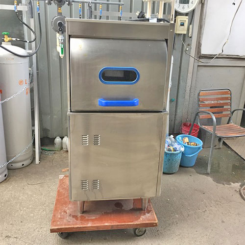 【中古】食器洗浄機 マルゼン MDWTB6 幅600×奥行650×高さ1350 【送料無料】【業務用】