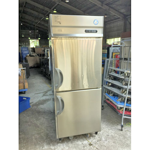 【中古】冷凍庫 フクシマガリレイ(福島工業) ARD-082FMD 幅760×奥行800×高さ1950 三相200V 【送料別途見積】【業務用】