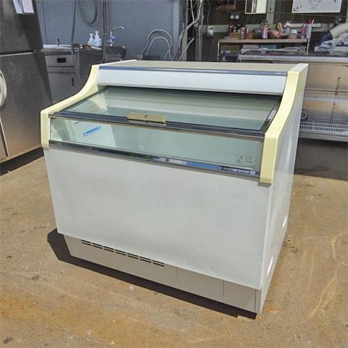 【中古】冷凍アイスショーケース サンデン GSR-900XB 幅900×奥行727×高さ886 【送料別途見積】【業務用】【厨房機器】