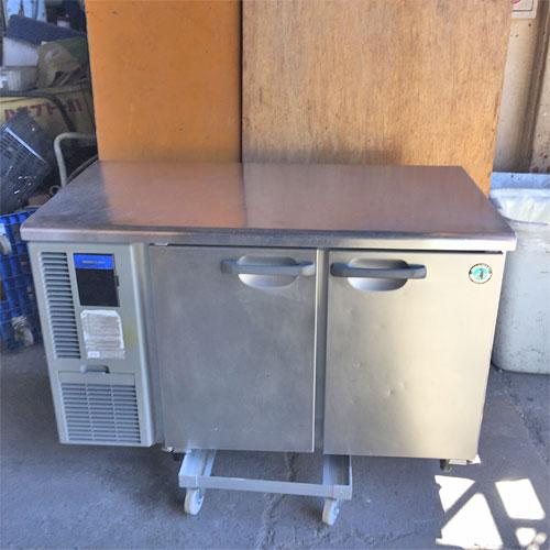 【中古】冷蔵コールドテーブル ホシザキ RT-120SNF 幅1200×奥行600×高さ800 【送料別途見積】【業務用】【厨房機器】