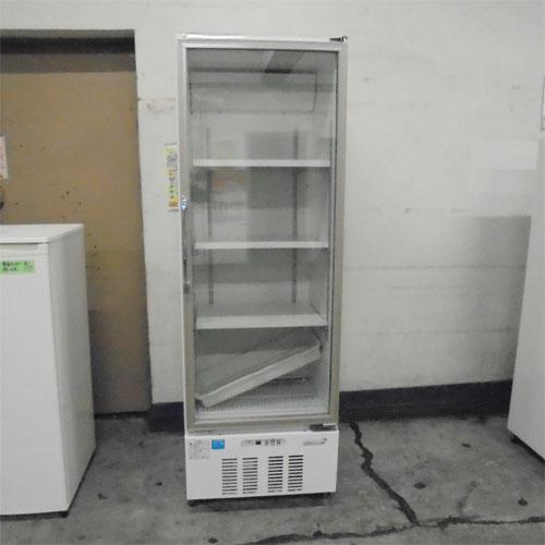 【中古】冷蔵リーチインショーケース 福島工業(フクシマ) MMC-20GWSR2 幅600×奥行590×高さ1810 【送料別途見積】【業務用】