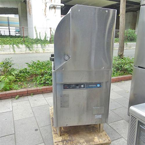 【中古】食器洗浄機 ホシザキ JWE-450RUB-L 幅600×奥行600×高さ1340 【送料別途見積】【業務用】