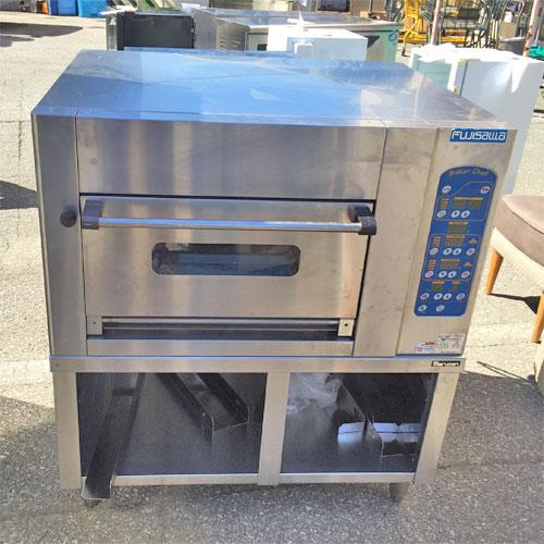 【中古】オーブン マルゼン MBDO-5-B 幅900×奥行800×高さ975 【送料別途見積】【業務用】【厨房機器】