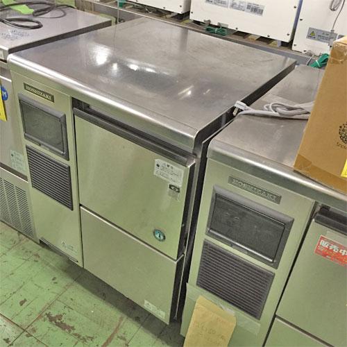 【中古】チップアイス製氷機 ホシザキ CM-100F 幅600×奥行600×高さ800 【送料無料】【業務用】