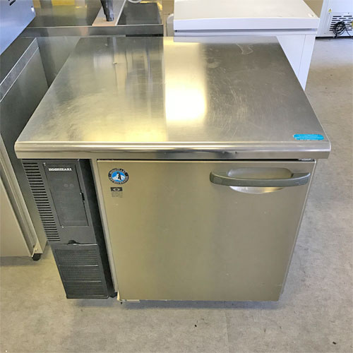 【中古】冷蔵コールドテーブル ホシザキ RT-80SDE1 幅800×奥行800×高さ800 【送料無料】【業務用】