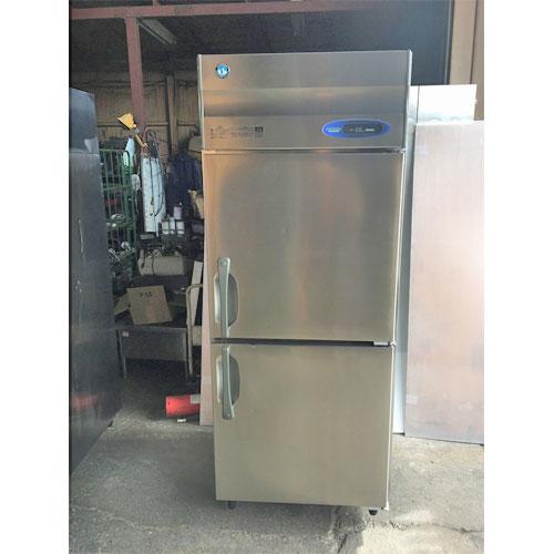 【中古】冷凍庫 ホシザキ HF-75Z3 幅750×奥行810×高さ1885 三相200V 【送料別途見積】【業務用】