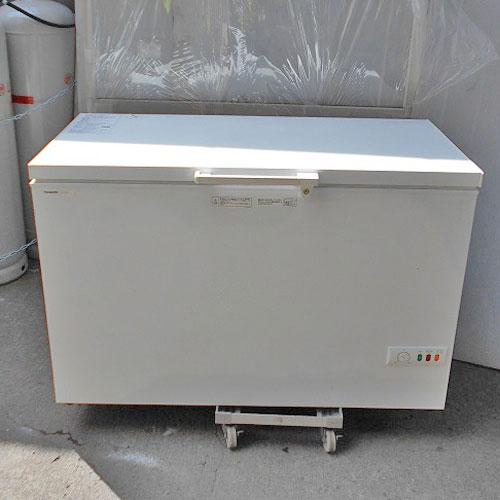 【中古】冷凍ストッカー パナソニック(Panasonic) SCR-RH36VA 幅1262×奥行695×高さ858 【送料別途見積】【業務用】