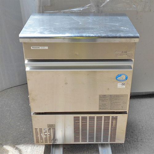 【中古】製氷機 パナソニック(Panasonic) SIM-S4500 幅630×奥行450×高さ800 【送料別途見積】【業務用】