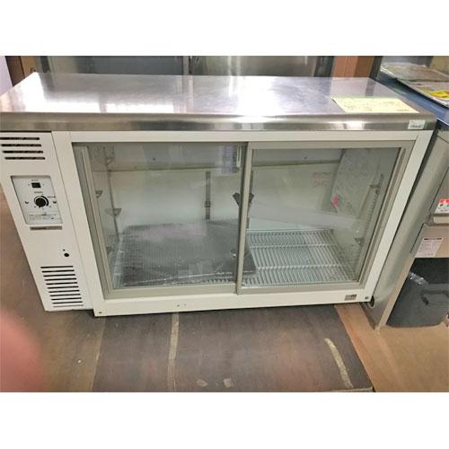 【中古】台下冷蔵ショーケース パナソニック(Panasonic) SMR-V1241NA 幅1200×奥行450×高さ800 【送料別途見積】【業務用】