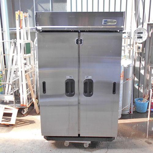 【中古】引戸 冷蔵庫 大和冷機 401YCD-S-EC 幅1200×奥行670×高さ1985 【送料別途見積】【業務用】