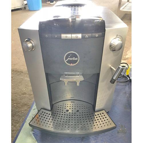 【中古】コーヒーマシン 幅280×奥行400×高さ330 【送料無料】【業務用】