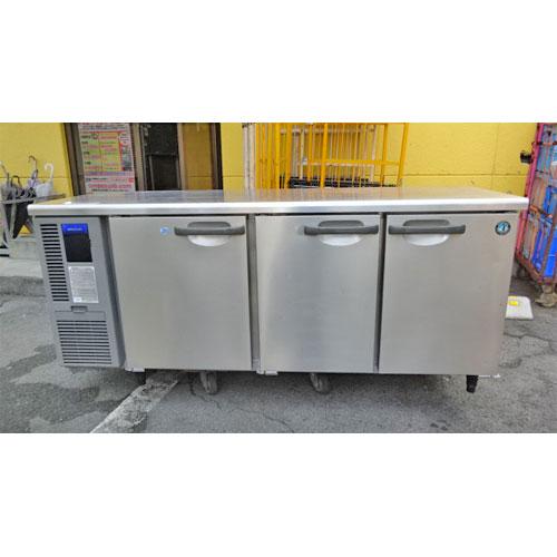 【中古】冷凍冷蔵コールドテーブル ホシザキ RFT-180SNF-TH 幅1800×奥行600×高さ800 【送料別途見積】【業務用】