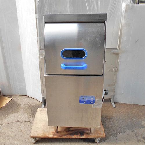【中古】食器洗浄機 マルゼン MDDTBR6 幅600×奥行600×高さ1375 三相200V 【送料別途見積】【業務用】