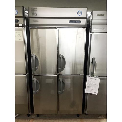 【中古】縦型冷蔵庫 フクシマガリレイ(福島工業) ARD-090RMD 幅900×奥行800×高さ1950 三相200V 【送料別途見積】【業務用】