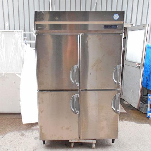 【中古】縦型冷凍冷蔵庫 フクシマガリレイ(福島工業) ARD-121PM 幅1200×奥行800×高さ1950 【送料別途見積】【業務用】