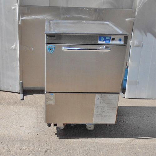 【中古】食器洗浄機 大和冷機 DDW-UE4 幅600×奥行600×高さ800 三相200V 50Hz専用 【送料無料】【業務用】