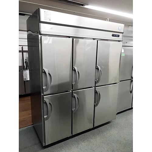 【中古】縦型冷蔵庫 福島工業(フクシマ) ARD-1560RM 幅1490×奥行800×高さ1950 【送料別途見積】【業務用】