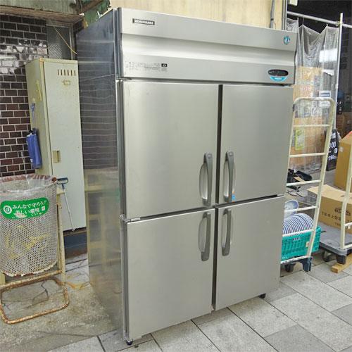 【中古】縦型冷凍冷蔵庫 ホシザキ HRF-120X3 幅1200×奥行800×高さ1900 【送料別途見積】【業務用】