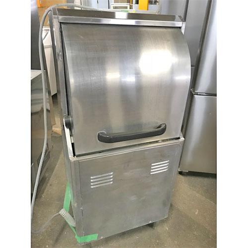 【中古】食器洗浄機 ホシザキ JWE-450RUA3-L 幅600×奥行600×高さ1380 三相200V 【送料無料】【業務用】