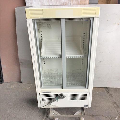 【中古】冷蔵ショーケース パナソニック(Panasonic) SMR-M48SNB 幅600×奥行360×高さ1080 【送料別途見積】【業務用】