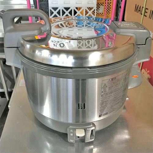 【中古】ガス炊飯器 パロマ PR-3200S-1 幅438×奥行371×高さ348 LPG(プロパンガス) 【送料無料】【業務用】