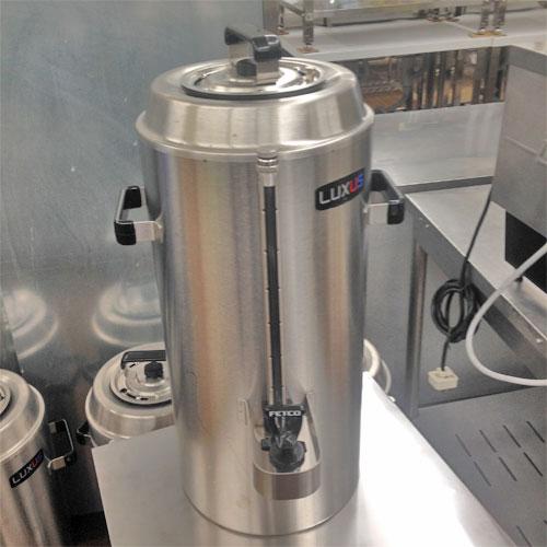 【中古】コーヒーディスペンサー LUXUS TPD-30 幅279×奥行403×高さ595 【送料無料】【業務用】