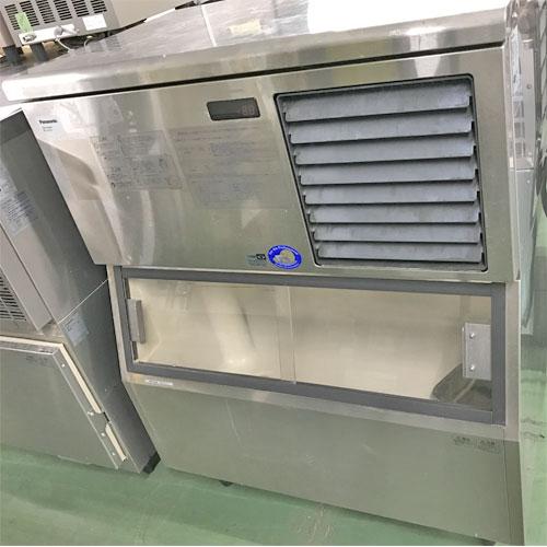 【中古】製氷機 パナソニック(Panasonic) SIM-S140XN 幅900×奥行600×高さ1330 三相200V 【送料別途見積】【業務用】