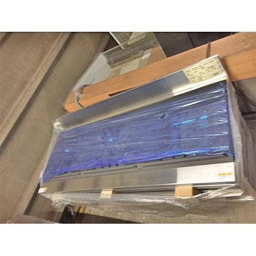 【中古】ガステーブル タニコー TSGT-1830A 幅1800×奥行750×高さ800 都市ガス 【送料別途見積】【業務用】