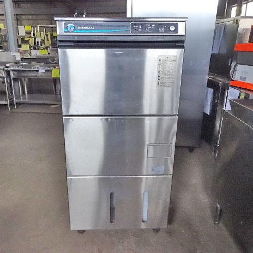 【中古】食器洗浄機 ホシザキ JWE-400SUB3 幅600×奥行600×高さ1290 三相200V 【送料別途見積】【業務用】