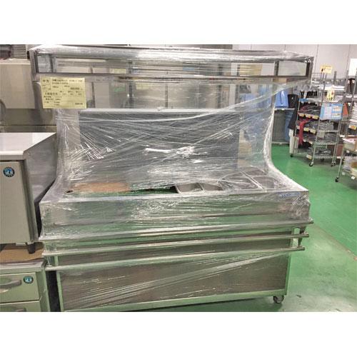 【中古】冷蔵ショーケース 大穂製作所 OHSB-A-1500 幅1500×奥行607×高さ1657 【送料別途見積】【業務用】