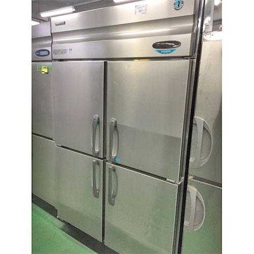 【中古】縦型冷凍冷蔵庫 ホシザキ HRF-120X 幅1200×奥行800×高さ1890 【送料別途見積】【業務用】