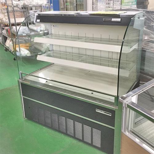 【中古】冷蔵ショーケース OKUMURA TPD54NS0100 幅1170×奥行710×高さ1260 三相200V 【送料別途見積】【業務用】