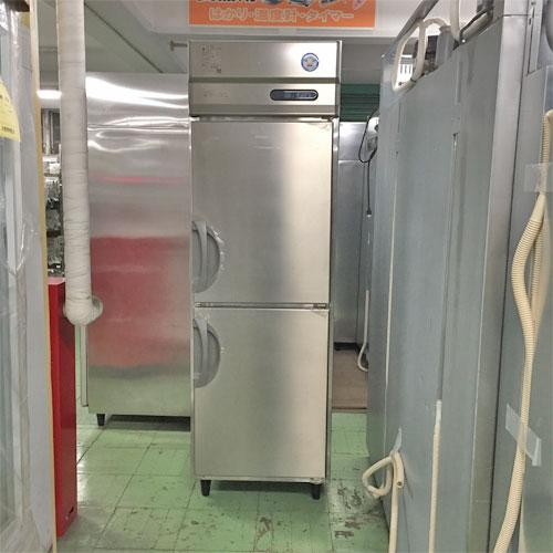 【中古】縦型冷蔵庫 福島工業(フクシマ) ARN-060RM 幅610×奥行650×高さ1940 【送料別途見積】【業務用】