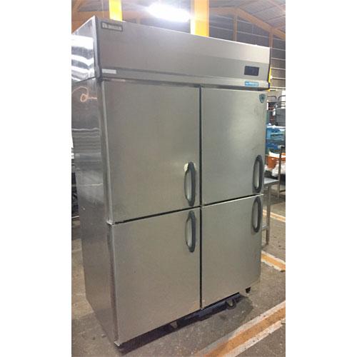 【中古】縦型冷蔵庫 大和冷機 403YCD-EC 幅1200×奥行650×高さ1900 三相200V 【送料無料】【業務用】