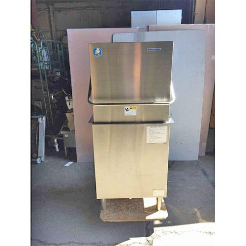 【中古】食器洗浄機 北沢産業 KWD-62E 幅670×奥行615×高さ1380 三相200V 【送料別途見積】【業務用】