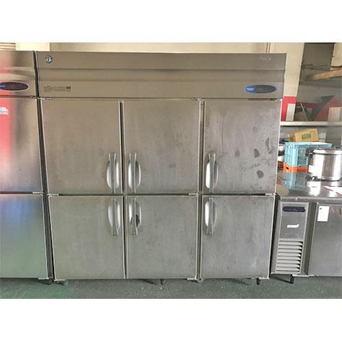 【中古】縦型冷蔵庫 ホシザキ HR-180Z3-ML 幅1800×奥行800×高さ1905 三相200V 【送料別途見積】【業務用】