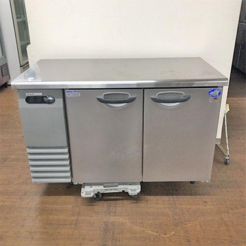 【中古】冷凍冷蔵コールドテーブル パナソニック(Panasonic) SUR-G1261CB 幅1200×奥行600×高さ830 【送料無料】【業務用】